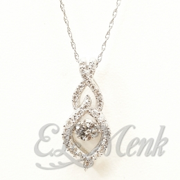 Gorgeous Shimmering Pendant