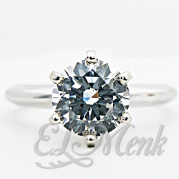 1.50ct Lab Grown Diamond Solitaire