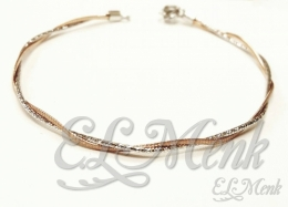 Two Tone Super Flex Bracelet