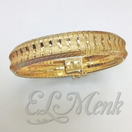 Gold Estate Bracelet